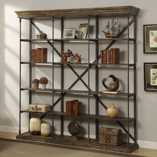 Large Etagere Bookcase