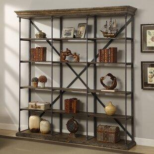 Read Reviews Mabie Large Etagere Bookcase by Trent Austin Design