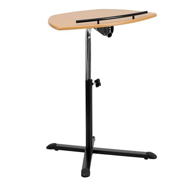 Corner Standing Desk by Offex