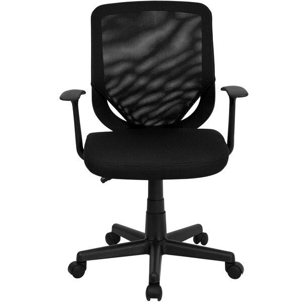 Wojciechowski Mid-Back Mesh Desk Chair by Symple Stuff