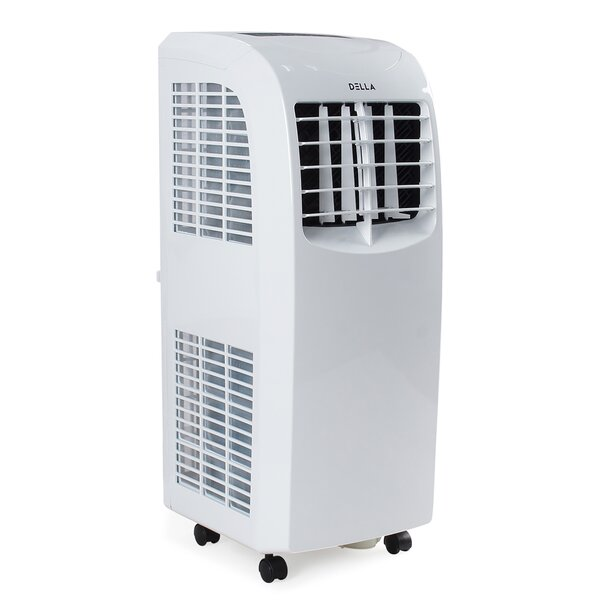 8,000 BTU Portable Air Conditioner with Remote by Della