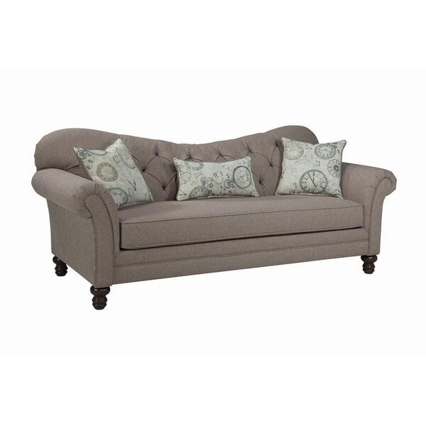 Get Name Brand Belle Sofa by One Allium Way by One Allium Way