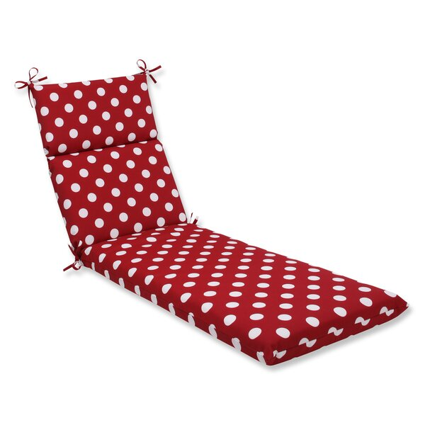Indoor/Outdoor Chaise Lounge Cushion