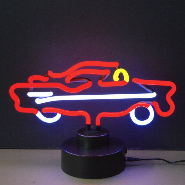 Cars & Motorcycles 57 Car Neon Sign by Neonetics