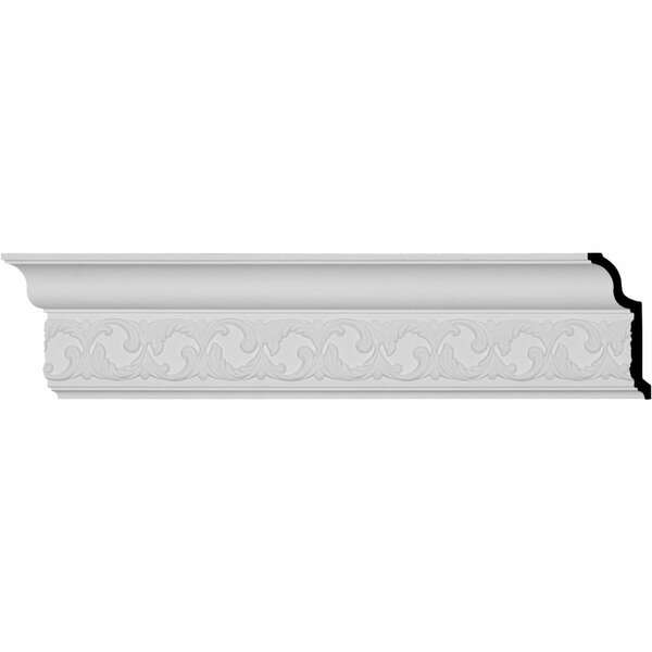 Richmond 6H x 95 7/8W x 2 7/8D Crown Moulding by Ekena Millwork