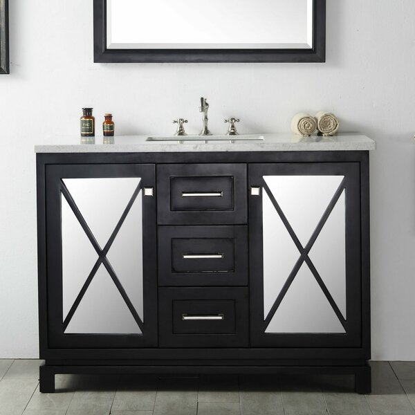 Pingree 48 Single Vanity Set by Gracie Oaks