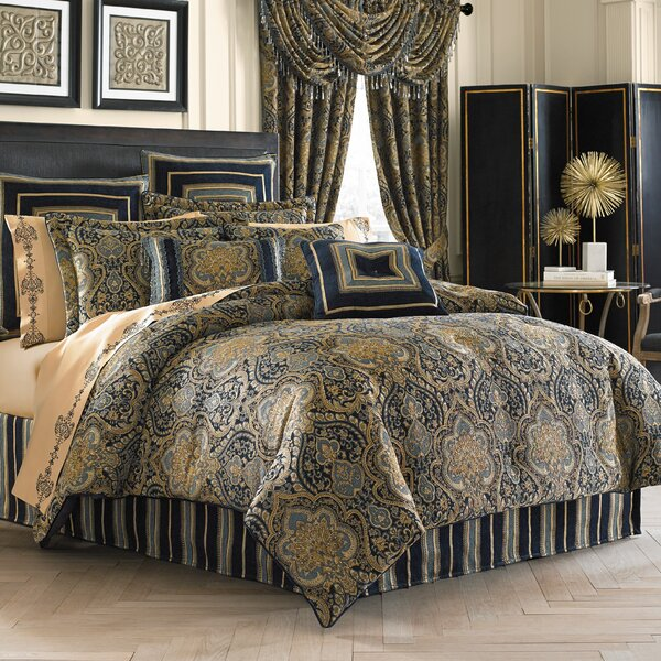 Nilson 4 of Piece Comforter Set