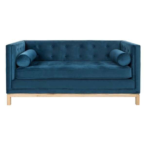 Hoehn Tufted Loveseat by Mercer41