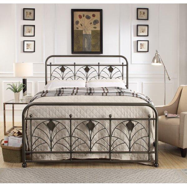 Heriberto Standard Bed by Alcott Hill