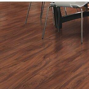 Hanbridge 5.25 x 47.25 x 11.93mm Acacia Laminate Flooring in Brown by Mohawk Flooring