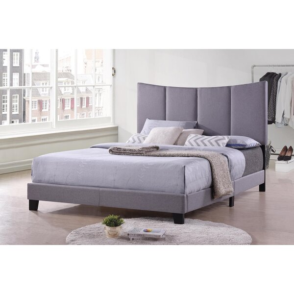 Millar Upholstered Standard Bed by House of Hampton