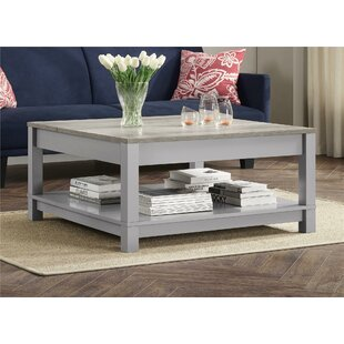 callowhill coffee table - Contemporary Living Room Tables