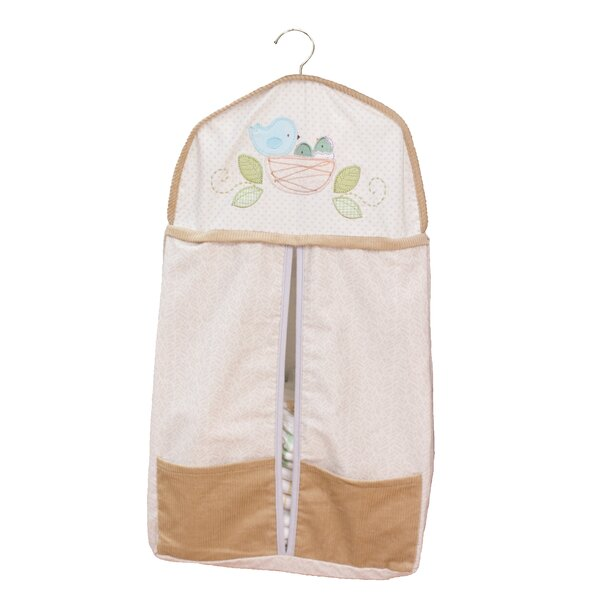 Nest Diaper Stacker by Nurture Imagination