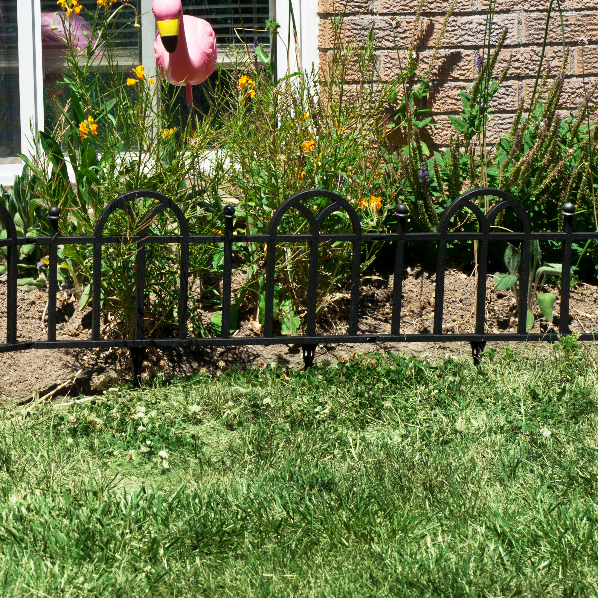 Ordinaire Pure Garden 16 In. H X 2 Ft. W Victorian Garden Edging U0026 Reviews | Wayfair