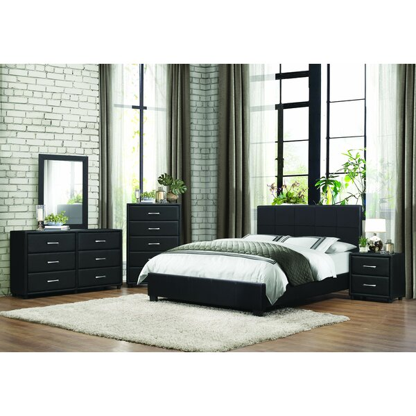 Amezcua Standard Configurable Bedroom Set by Orren Ellis