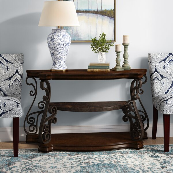 Astoria Grand Brown Console Tables