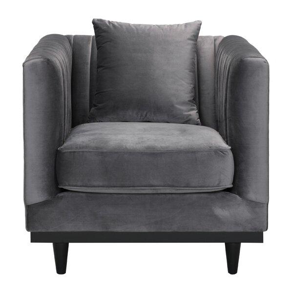 Cisbrough Armchair by Everly Quinn