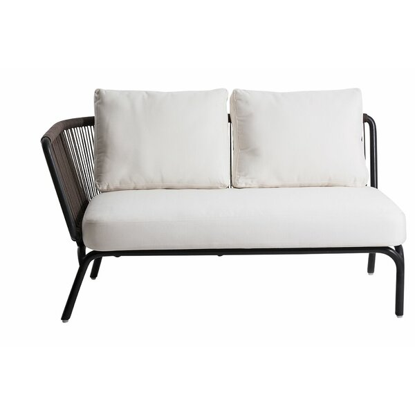 Yland Patio Sofa with Cushions by OASIQ