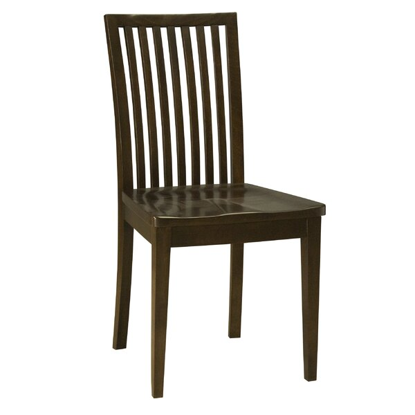 Bensley Model Solid Wood Dining Chair by Darby Home Co