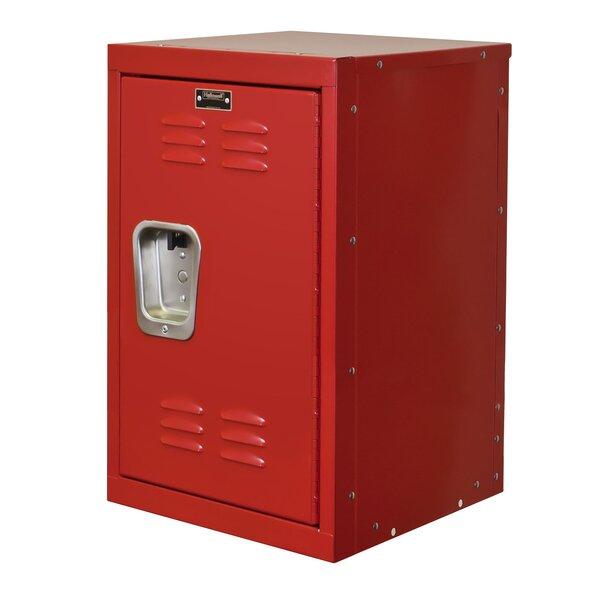 1 Tier 1 Wide Home Locker by Hallowell