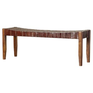 Angelica Two Seat Bench by World Menagerie
