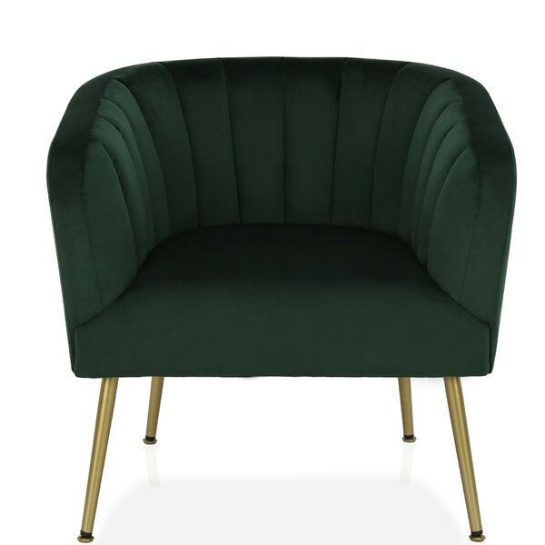Owsley Barrel Chair by CosmoLiving by Cosmopolitan