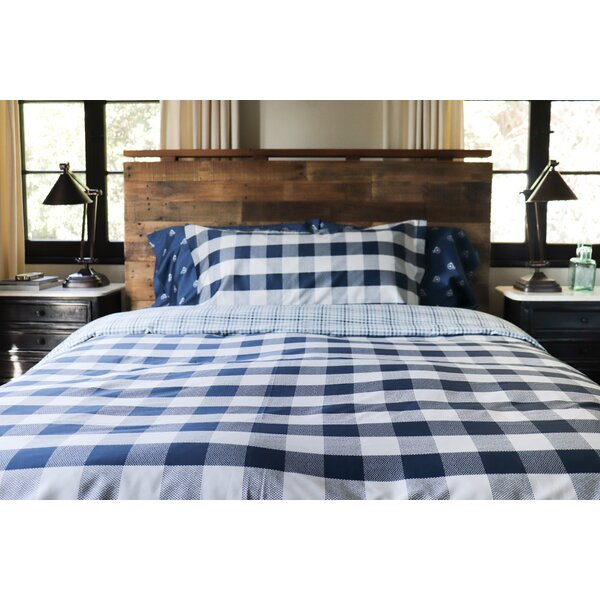 Vivanco Reversible Duvet Cover Set