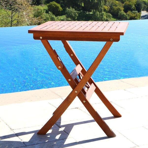 Carolann Folding Bistro Table by Red Barrel Studio