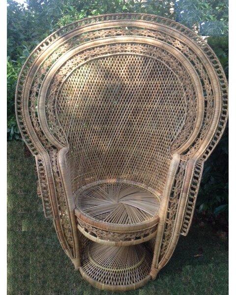 Buri Majestic Barrel Chair by Desti Design