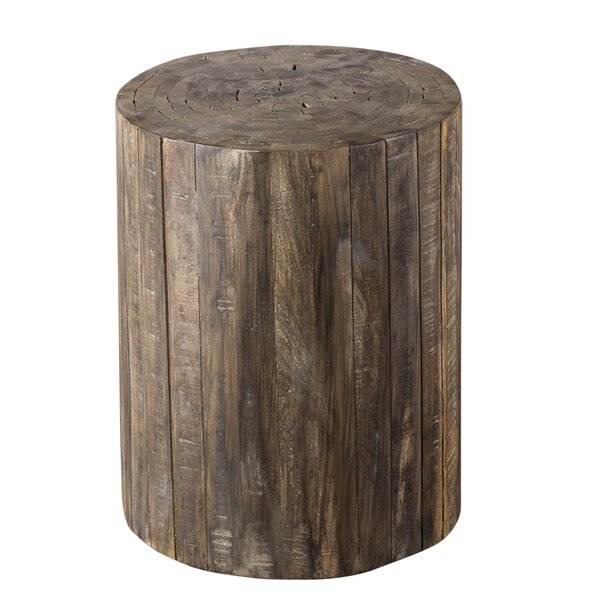 Bostrom Stick End Table by Union Rustic