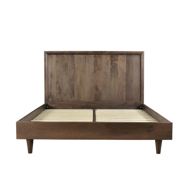 Rocco Platform Bed by Union Rustic
