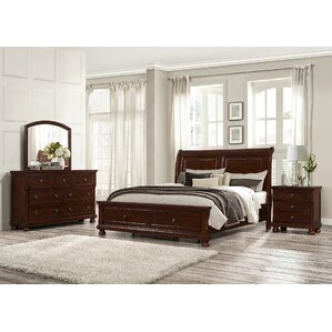 Samira Storage Panel Configurable Bedroom Set by Darby Home Co