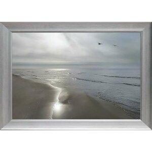 'Beach Flight' Framed Photographic Print by Highland Dunes