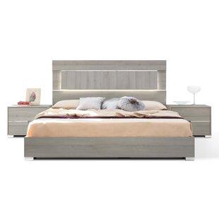 Camron Platform 3 Piece Bedroom Set