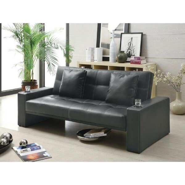 Large Selection Clevinger Convertible Sofa by Latitude Run by Latitude Run