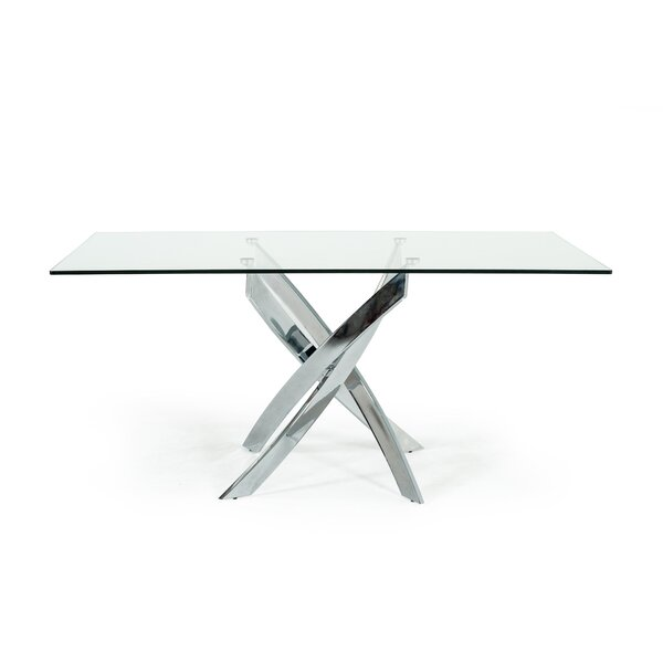 Camron Modern Dining Table by Orren Ellis