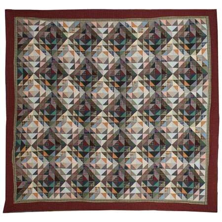 Ione Luxury Reversible Quilt