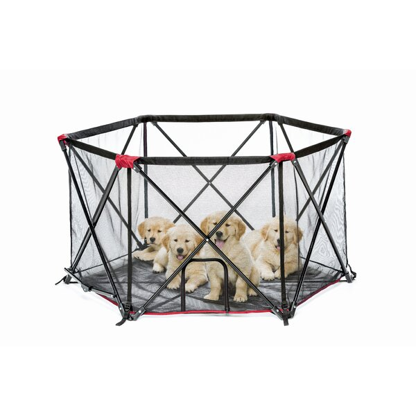 Murrow Pet Dog Pen by Tucker Murphy Pet
