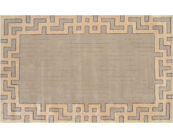 Malmo Handmade Ivory Area Rug by Meridian Rugmakers