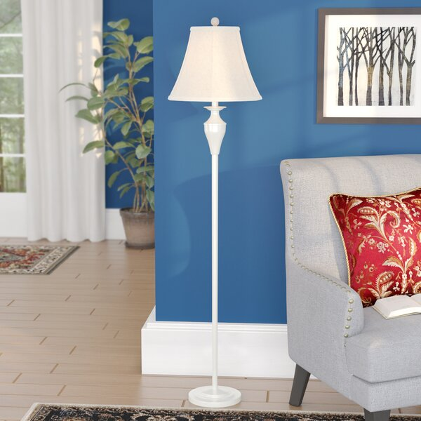 Calloway 58 Floor Lamp by Charlton Home