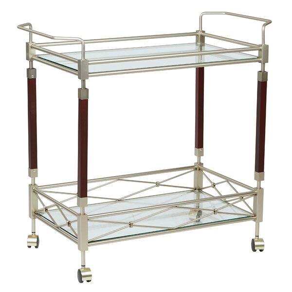 Brianna Altitude Bar Cart by Langley Street Langley Street™