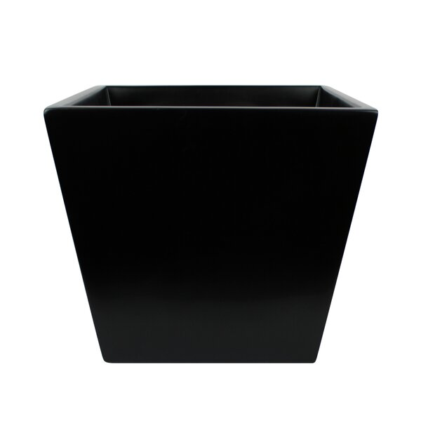 Saratoga Fiberglass Pot Planter by Root and Stock