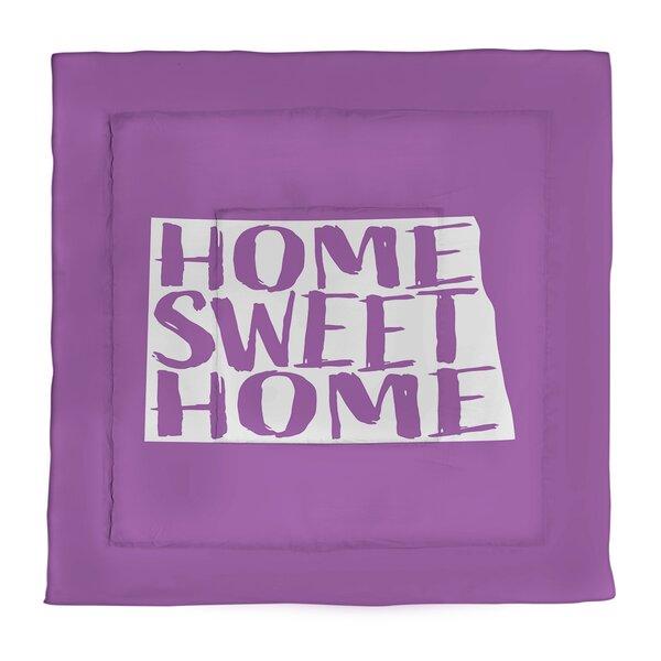 Dakota Home Sweet Single Reversible Comforter