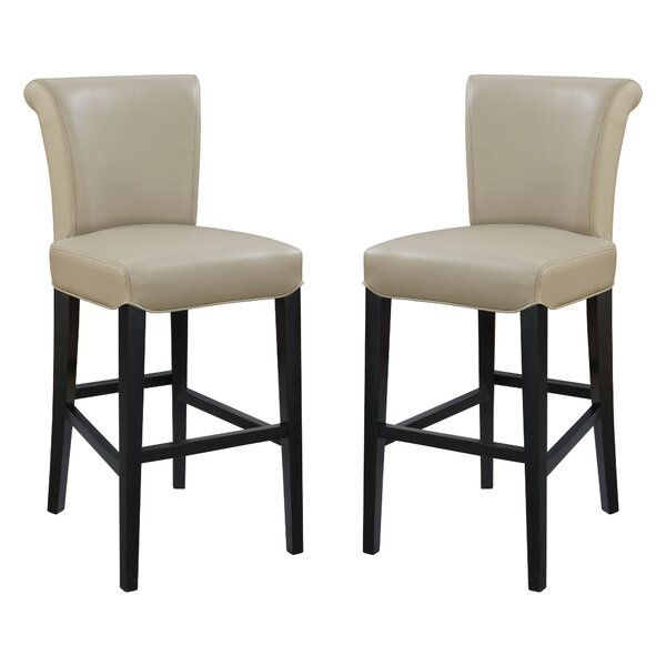 Crabb 30 Bar Stool (Set of 2) by Red Barrel StudioCrabb 30 Bar Stool (Set of 2) by Red Barrel Studio