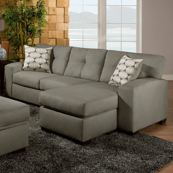 Rockland Reversible Sectional by Chelsea Home