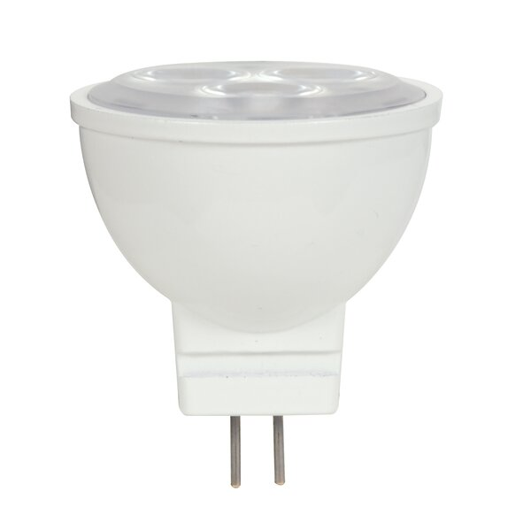 MR11 GU4/Bi-Pin LED Light Bulb by Satco