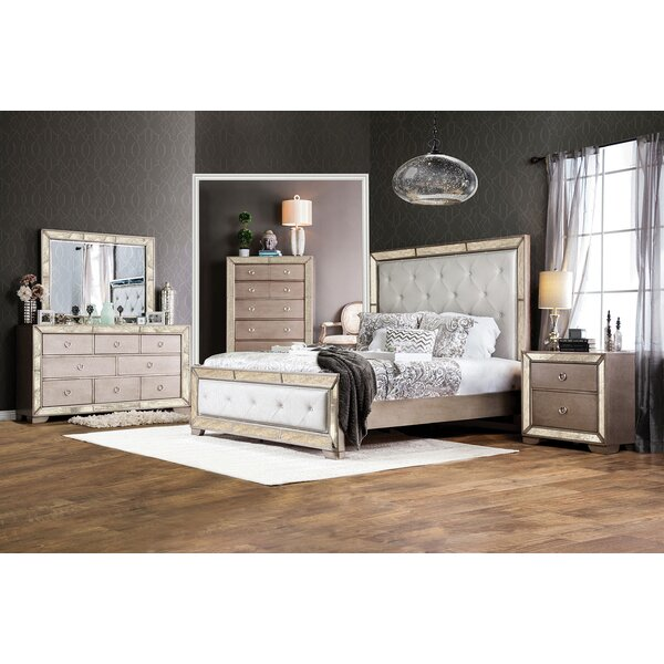 Alysa Standard Configurable Bedroom Set by Rosdorf Park