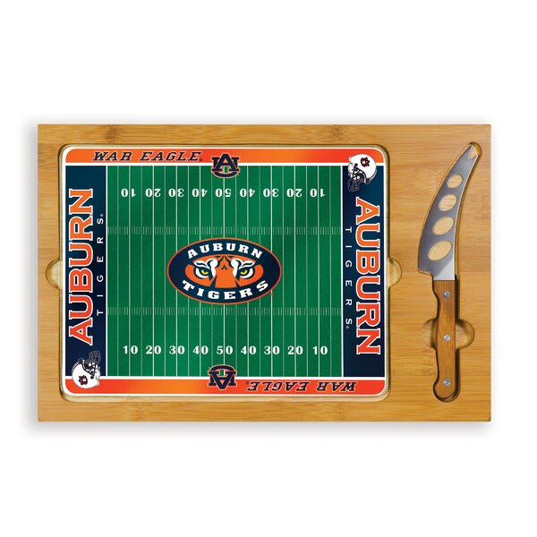 NCAA Football Icon Cutting Cheese Tray by TOSCANA�