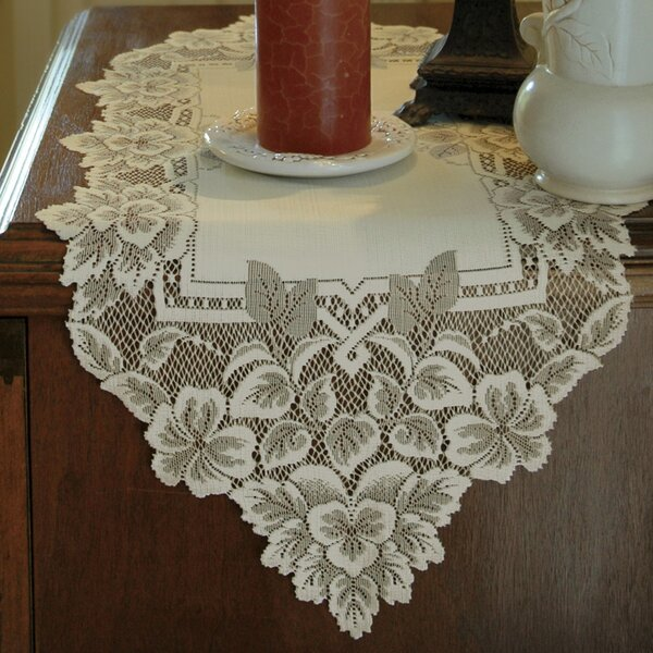 Heirloom Runner by Heritage Lace