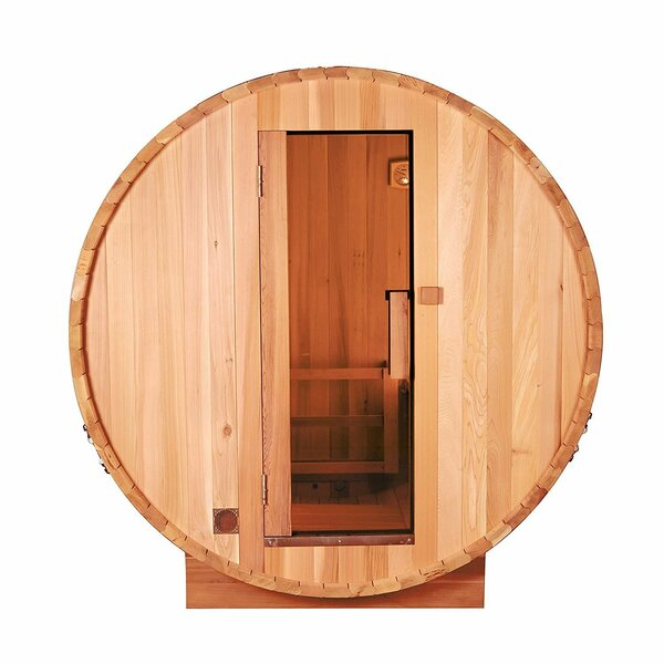 6 Person Traditional Steam Sauna by ALEKO